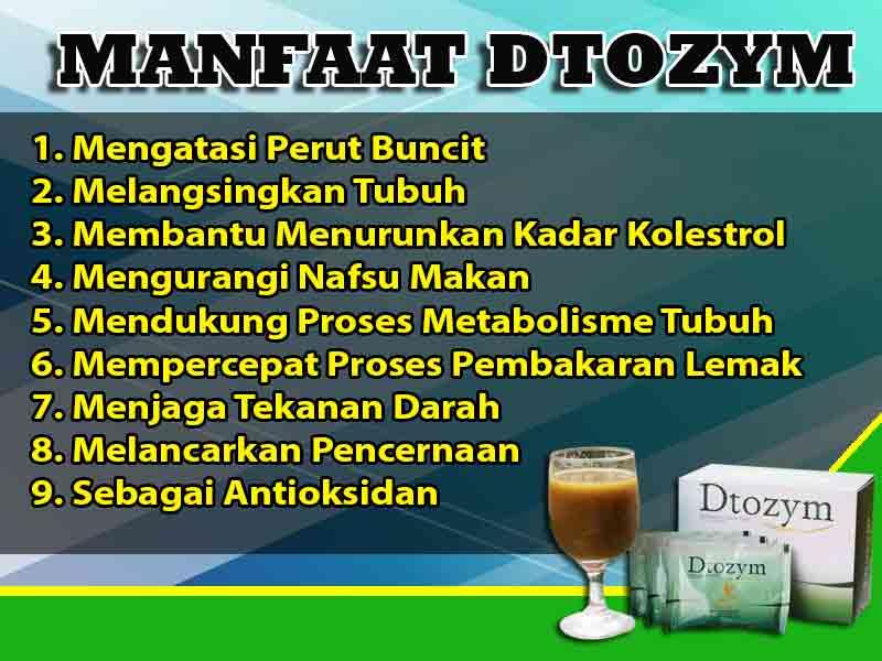 Toko Suplemen Diet Dtozym di Bangkalan
