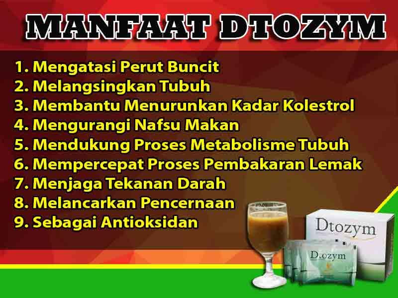 Toko Obat Diet Dtozym di Rupit