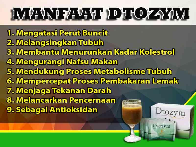Jual Obat Diet Dtozym di Karang Tinggi