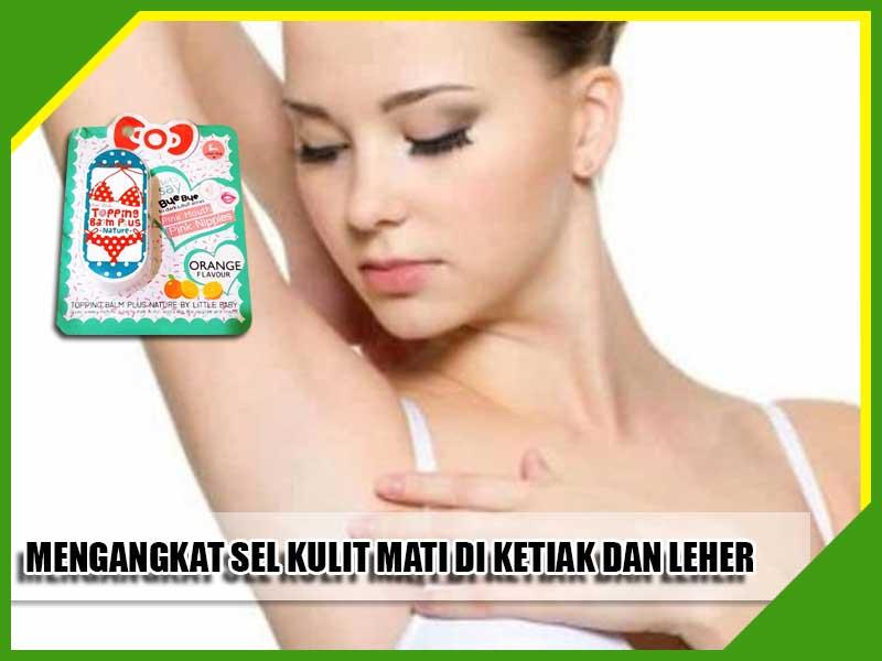Jual Cream Pencerah Ketiak Topping Balm Plus di Wanggudu