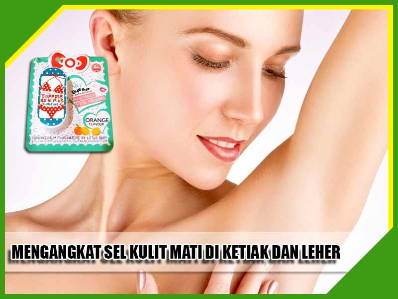 PROMO Cream Pencerah Selangkangan Topping Balm Plus di Rupit