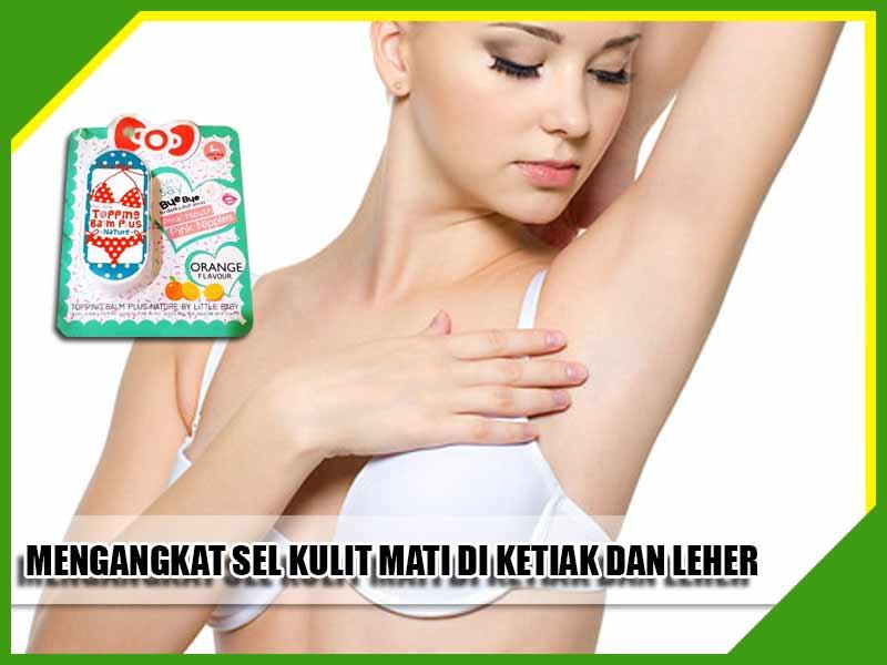 Jual Cream Pencerah Bokong Topping Balm Plus di Bangka Tengah