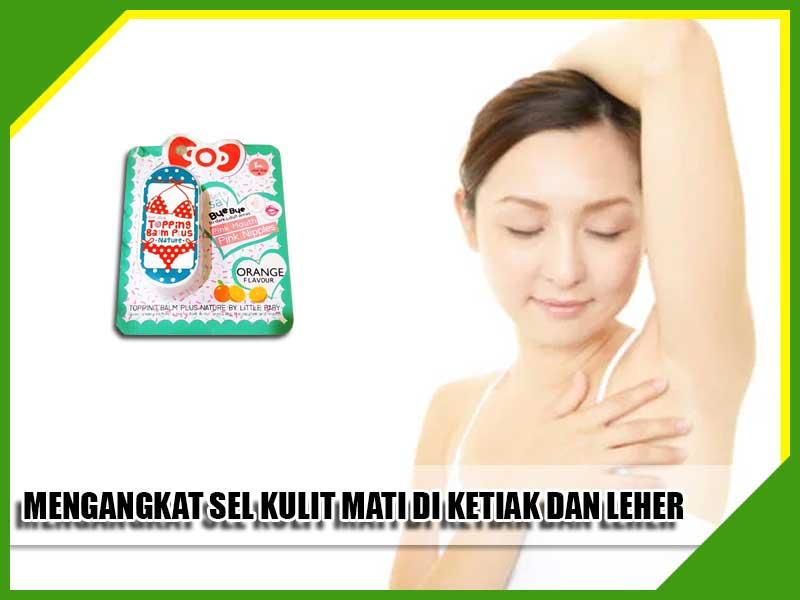 PROMO Cream Pencerah Puting Topping Balm Plus di Bengkulu Tengah