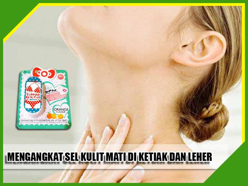 PROMO Cream Pencerah Puting Topping Balm Plus di Ciruas