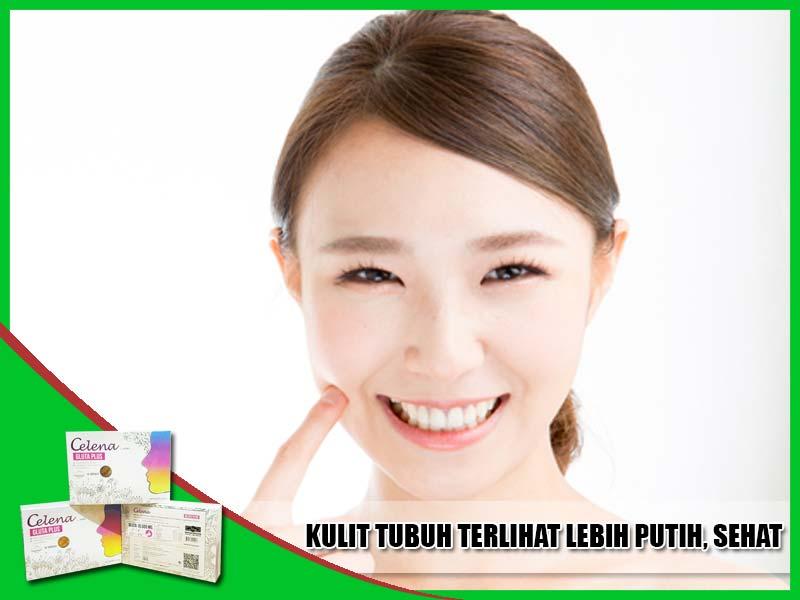 Review Gluta Celena Kapsul Pemutih Kulit