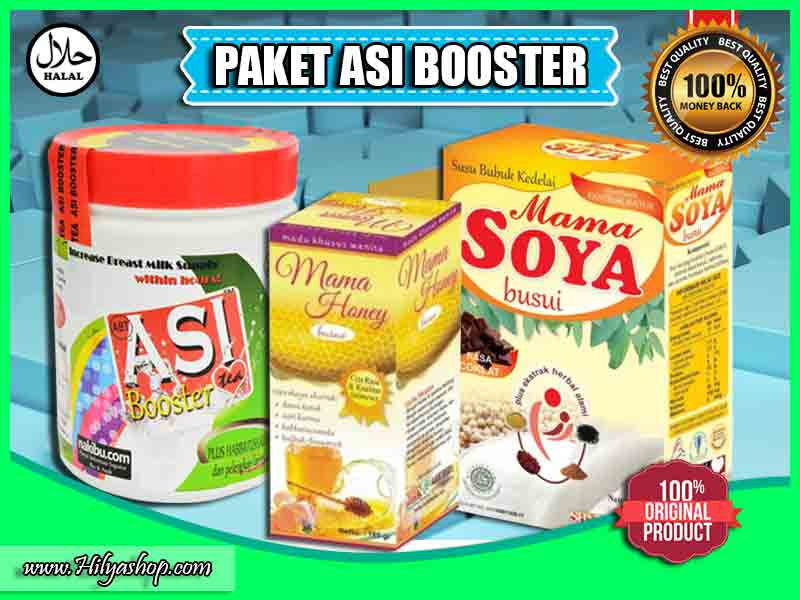 Review Asi Booster Tea Pelancar Asi