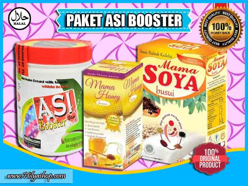 Jual ASI Booster Tea Suplemen Penambah Asi di Hulu Sungai Tengah