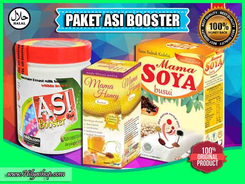 PROMO ASI Booster Tea Suplemen Pelancar Asi di Luwu