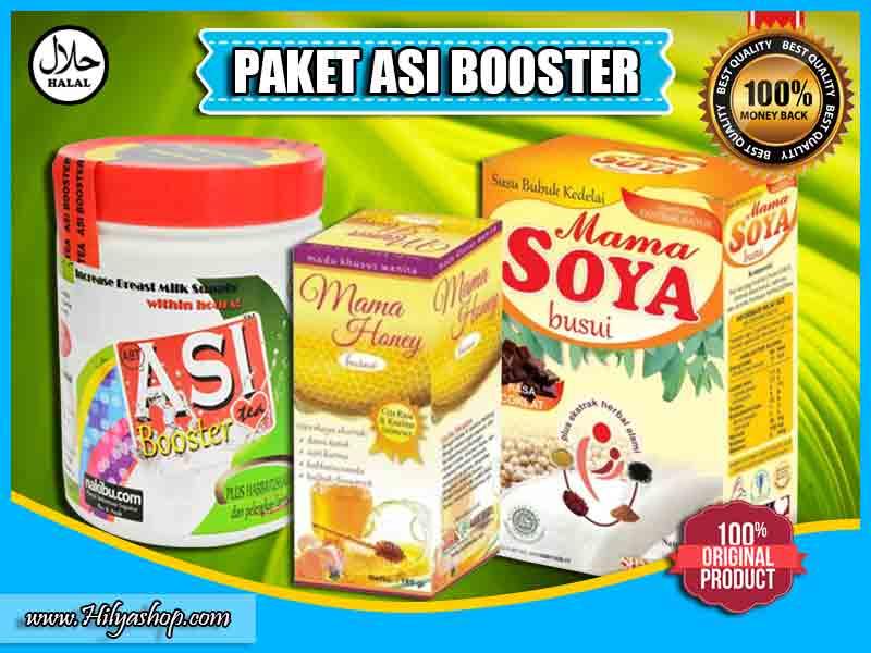 Jual ASI Booster Tea Minuman Pelancar Asi di Kutai Barat