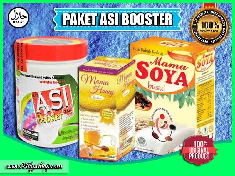 Jual ASI Booster Tea Suplemen Pelancar Asi di Watansoppeng