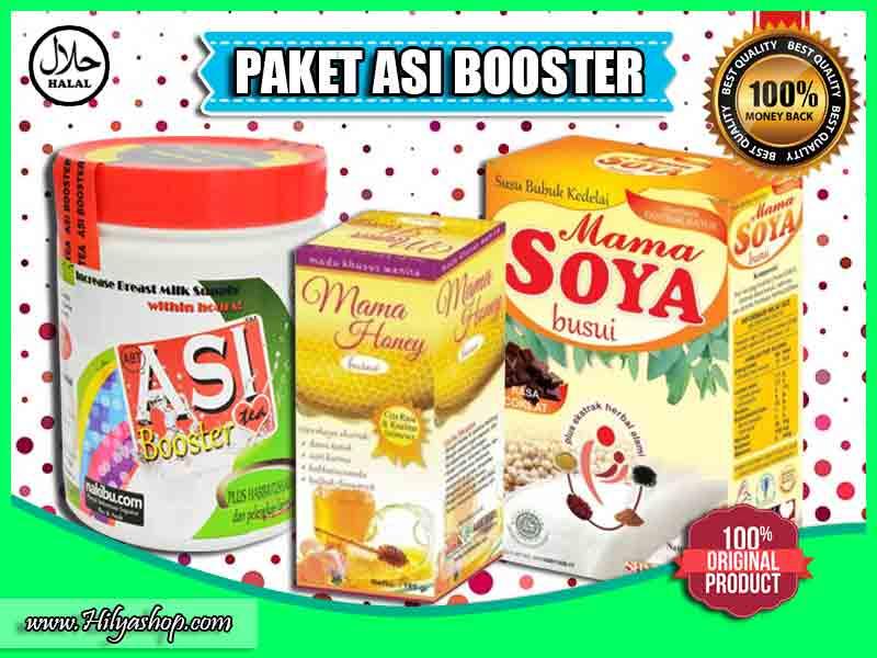Jual ASI Booster Tea Minuman Pelancar Asi di Tanjung Selor