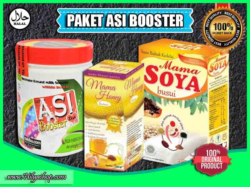 Jual ASI Booster Tea Minuman Pelancar Asi di Tobadak