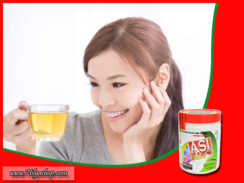 PROMO ASI Booster Tea Suplemen Pelancar Asi di Mamuju