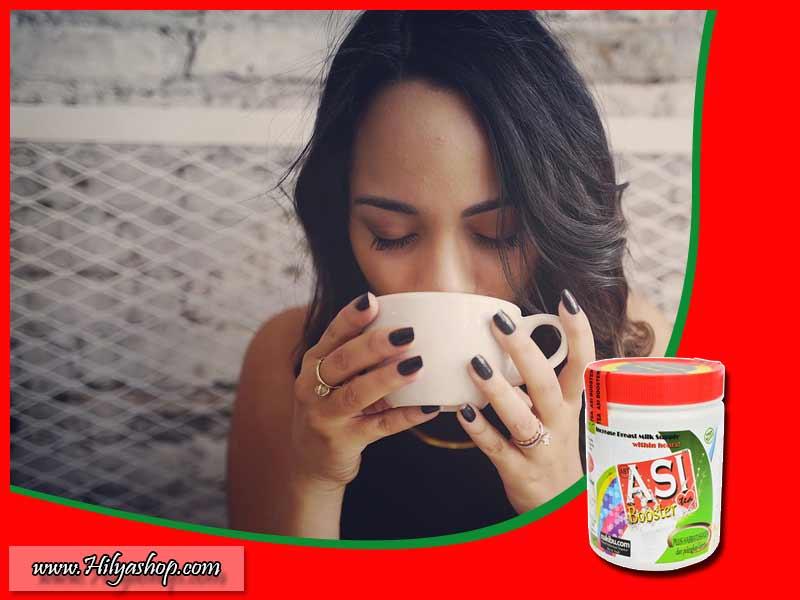 Solusi Relaktasi Dengan Asi Booster Tea
