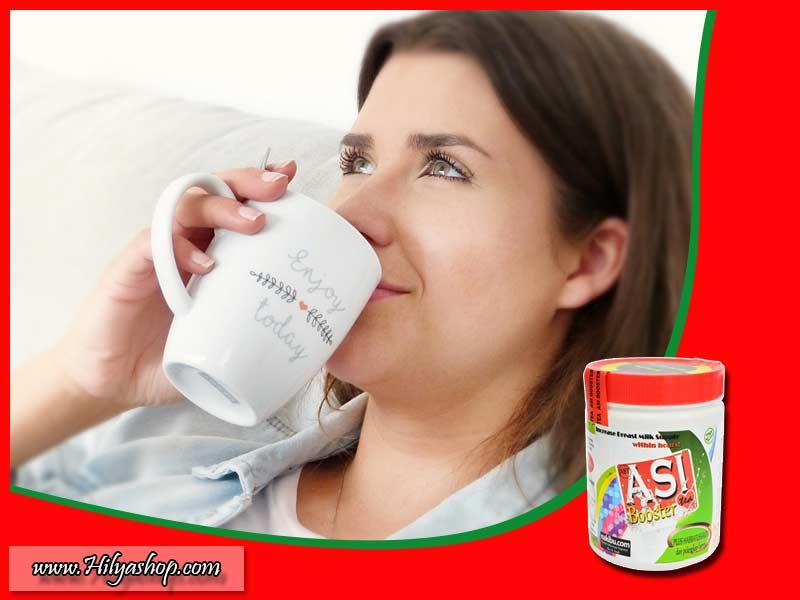 PROMO ASI Booster Tea Minuman Pelancar Asi di Bangli